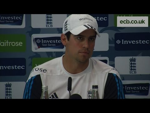 England captain Alastair Cook targets Lord's victory
