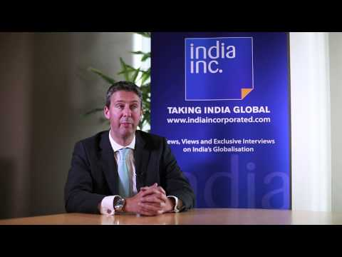 George Buckley, Chief Economist, Deutsche Bank speaks to India Inc at The New Dawn for India Seminar