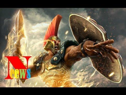 Top 5 vị anh hùng trong thần thoại Hy Lạp
