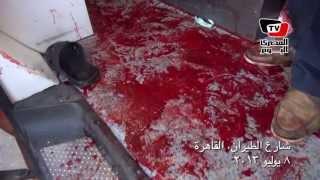 دماء أمام «الحرس الجمهوري» | خارج البلاطو