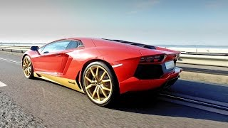 Lamborghini Aventador Miura Homage. YouCar Car Reviews.