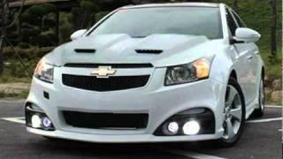 Chevrolet Cruze Predator Hood