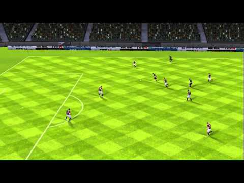 FIFA 14 iPhone/iPad - Torino vs. Inter