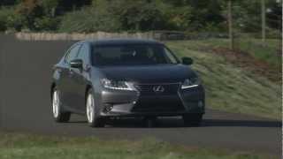 2013 Lexus ES 350 videos