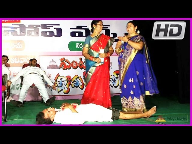 Hilarious Jabardasth Comedy Show - Guntur Humour Club Part-3 (HD)