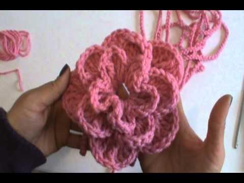 Bufandas en crochet paso a paso - Imagui