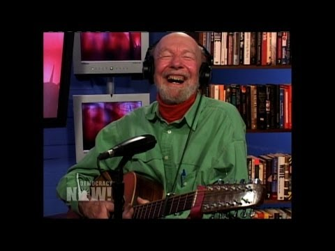 """We Shall Overcome"": Remembering Folk Icon, Activist Pete Seeger in His Own Words & Songs (1 of 3)"