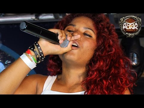 MC Leona :: A novas sensação do funk - Pela 1º  vez na Roda de Funk :: Full HD