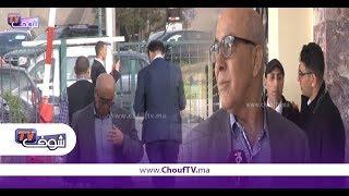 بالفيديو: لحظة غضب المكاوي وانسحابه بعد تنصيب شيبة ماء العينين رئيسا لبرلمان حزب الاستقلال    |   خارج البلاطو