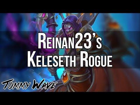 Reinan23's Keleseth Rogue - Hearthstone Decks