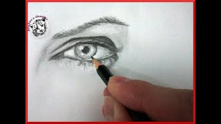 Como Dibujar Ojos: Técnicas de Dibujo y Retrato
