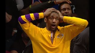The BEST Bench Reactions of the 2017 NBA Season
