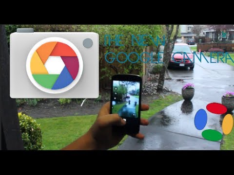 Google's New Camera App (New Features)