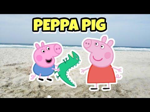 Juguetes de Peppa  -  Peppa Pig en español - Valeria Luis