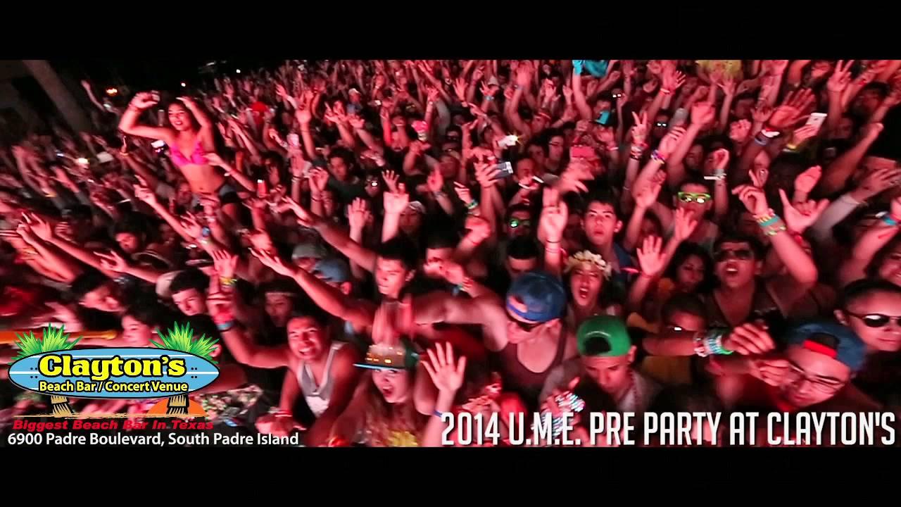 South Padre Island Ume 2014