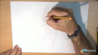 Como Desenhar Patrick Estrela Passo A Passo