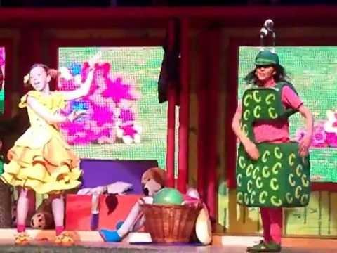 Pin clarilu youtube on pinterest for Cancion el jardin de clarilu