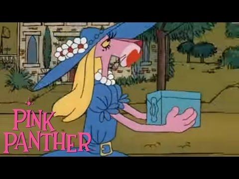 Ružový panter - Ružový bálik