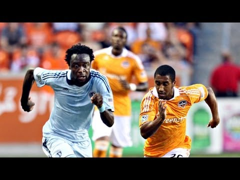 HIGHLIGHTS: Houston Dynamo vs Sporting Kansas City
