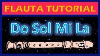 Super Mario Bros Notas Para Flauta Dulce