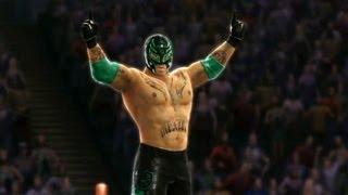 WWE 13 Match : Rey Mysterio VS Sheamus