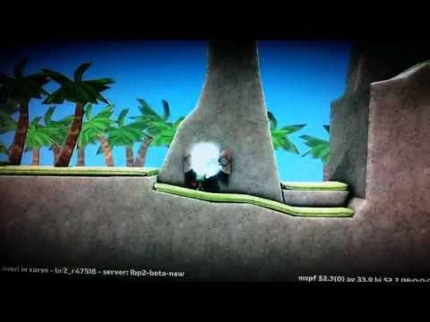 Интересные видео из демо LittleBigPlanet 2