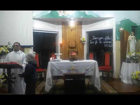 Santa Missa | 10.07.2021 | Sábado | Padre Francisco de Assis | ANSPAZ