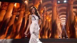 Toàn bộ phần thi của Phạm Hương tại Miss Universe thế giới