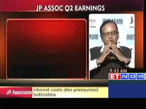 JP Associates' Q2 profit nearly halved at Rs 68 crore