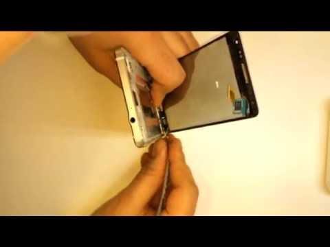 Samsung Galaxy Alpha SM-G850 Repair LCD Touch Screen