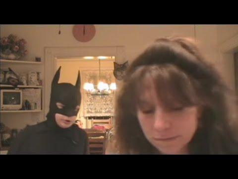 Что Batman ест на ужин? Правосудие!