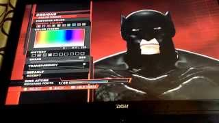 Wwe 2k14 How To Make Batman
