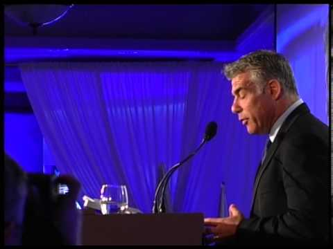 JPostTV: Lapid: Israeli-Palestinian conflict is psychological not territorial
