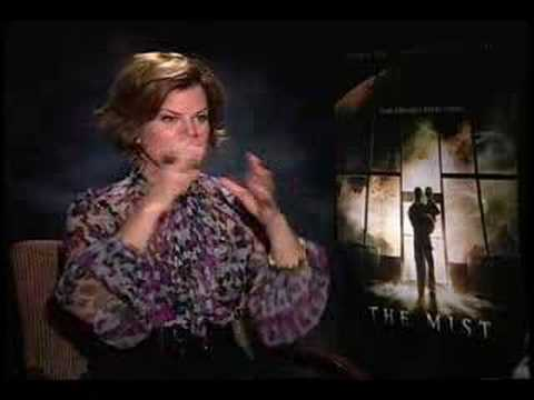 Marcia Gay Harden interview for The Mist