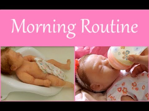Full Body Solid Silicone | Morning Routine
