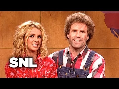 Will Ferrell and Britney Spears - Saturday Night Live