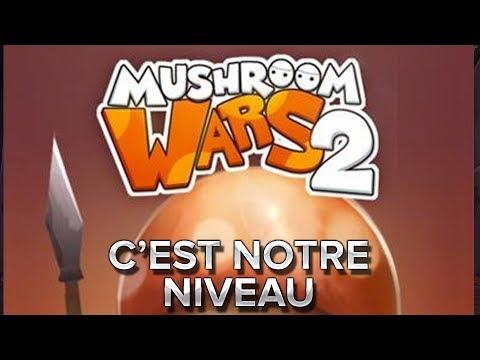 Mushroom Wars 2 #13 : C'est notre niveau !