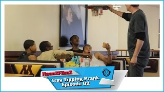 [Tray Tipping 2 - Public Pranks - HaanZFilmZ] Video