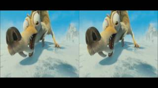 Ice Age 4 Continental Drift Trailer 3D HD 1080p Voll