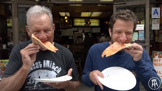 Barstool Pizza Review - Phil's Pizza With Special Guest George Brett