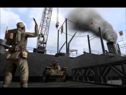 Sino-Japanese War: Iron Front for Arma 2 & Hell in Pacific