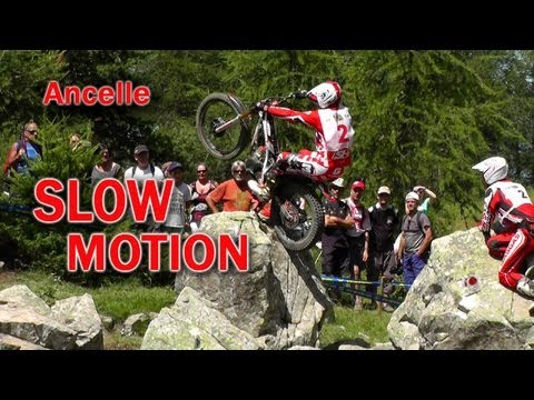 Trial Ancelle Slowmotion HD