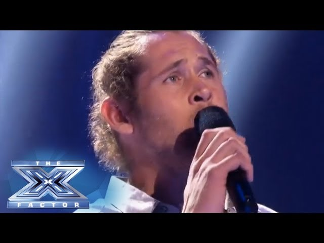 "Jeff Brinkman Sings ""Without You"" - THE X FACTOR USA 2013"