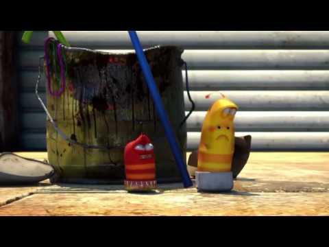 PhimMoi Net   Tap 8 Au trung tinh nghich Phan 3 Larva Season 3 2013 Vietsub 720p
