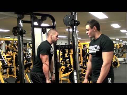Full Tricep Workout