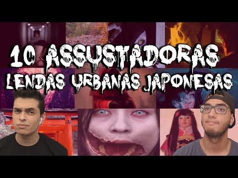 10 ASSUSTADORAS LENDAS URBANAS JAPONESAS