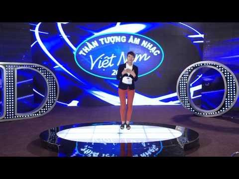 Vietnam Idol 2013 - Những ca khúc trữ tình - Vòng thử giọng miền Nam