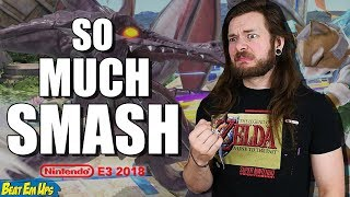 Nintendo's E3 Event Was Smashing But Lacking.