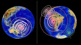 4/15/2014- Global Earthquake Watch- MAJOR Unrest