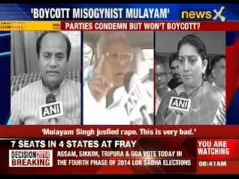 Pressure builds on EC to act against Mulayam Singh Yadav